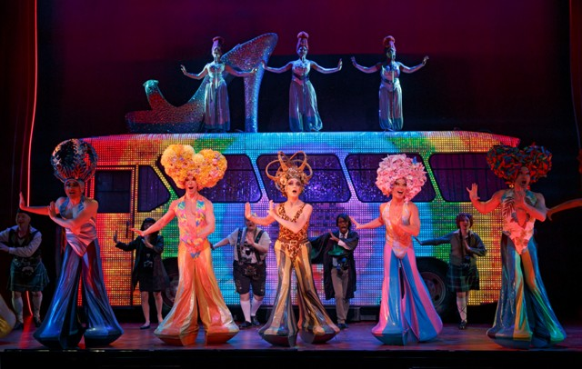 Priscilla Queen of the Desert. Photo courtesy of Broadway/SanDiego
