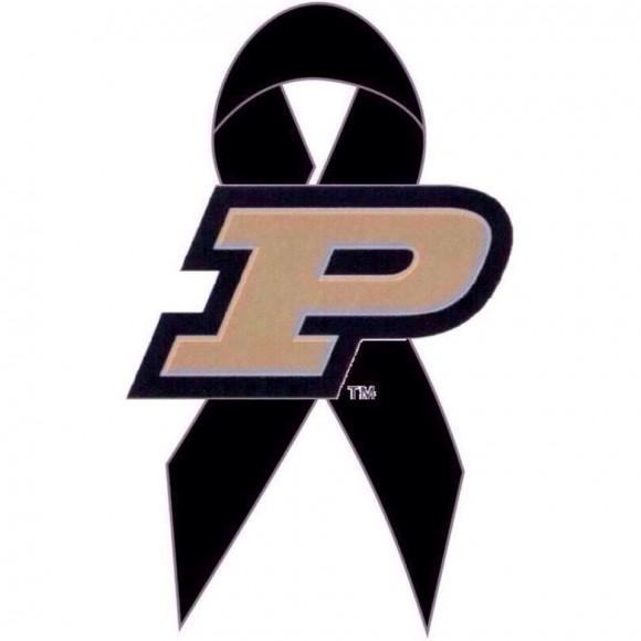 #PrayforPurdue