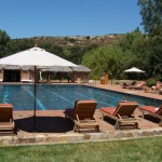 Rancho La Puerta Junior Olympic Pool