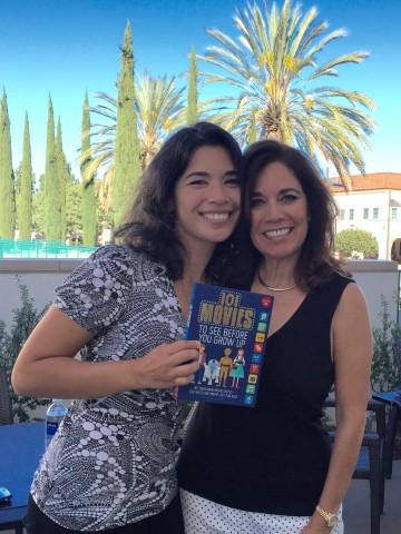 Rosie Sullivan, Pixar Animator, and Suzette Valle