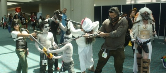 SDCC15 Mad Max Family Featured