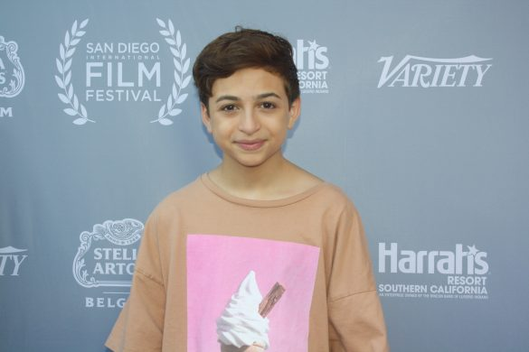 J.J. Totah at SDFF 2016 Photo S. Valle