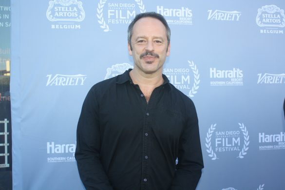 """Ally Mcbeal"" Gil Bellows at SDFF 2016 Photo S. Valle"