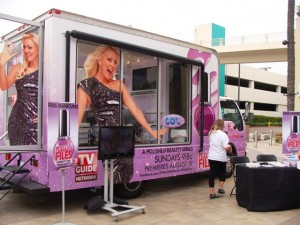 &quot;Nail Files&quot; Mobile Spa in San Diego. Photo S. Valle