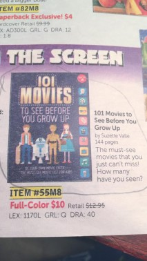 Scholastic 101 Movies Heather Atkinson