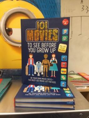 Scholastic 101 Movies Leah Singer