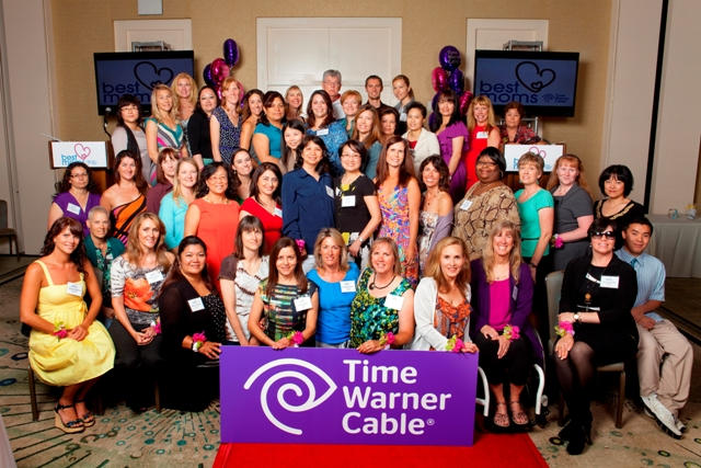"""TIME WARNER CABLE Launches """"Best Moms"""" Contest"""