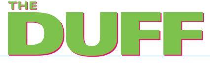 The Duff Logo