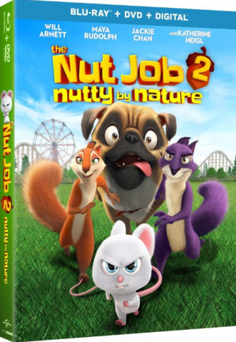 The Nut Job Nutty By Nature Giveaway