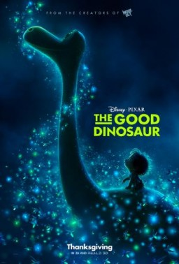 The Good Dinosaur Poster. Courtesy of Disney.