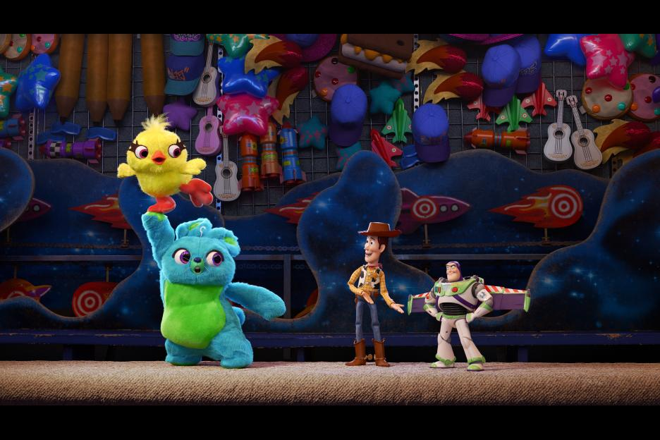 See the Toy Story 4 Teaser Trailer and New Character ...