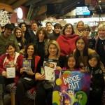 101 Movies Presentation at Upstart Crow Bookstore at Seaport Village