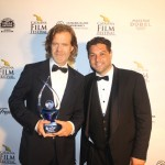 William H. Macy with Ron Truppa