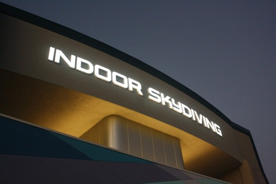 iFLY Indoor Skydiving Opens in Mission Valley