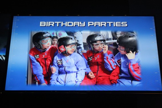 Birthday Parties at iFLY San Diego