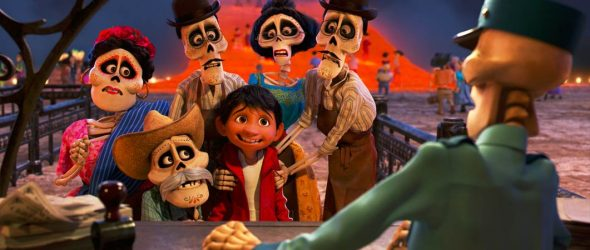"""Coco"" family photo courtesy of Pixar"