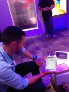Samsung Galaxy Experience Comic-Con 2013