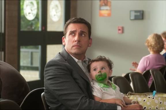 Steve Carell in Alexander and the Horrible, Terrible, No Good, Very Bad Day