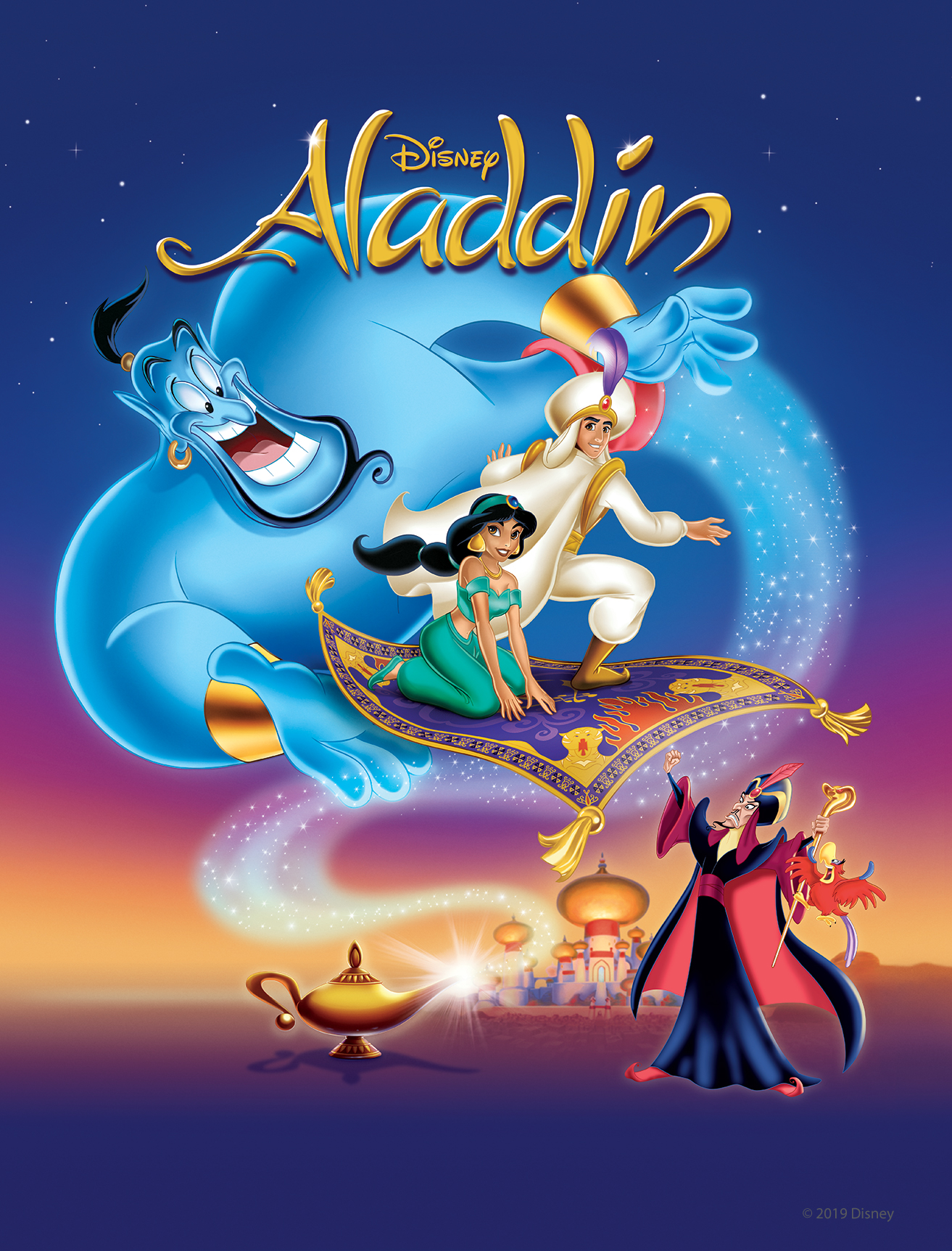 Giveaway Make Way For Disney S Aladdin Live Action And