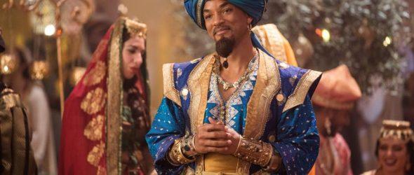 Will Smith is Genie in Aladdin