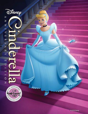 Cinderella Digital HD + Mutli-Screen