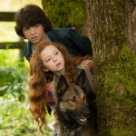 Francesca Capaldi and Zane Austin Max 2 White House Hero