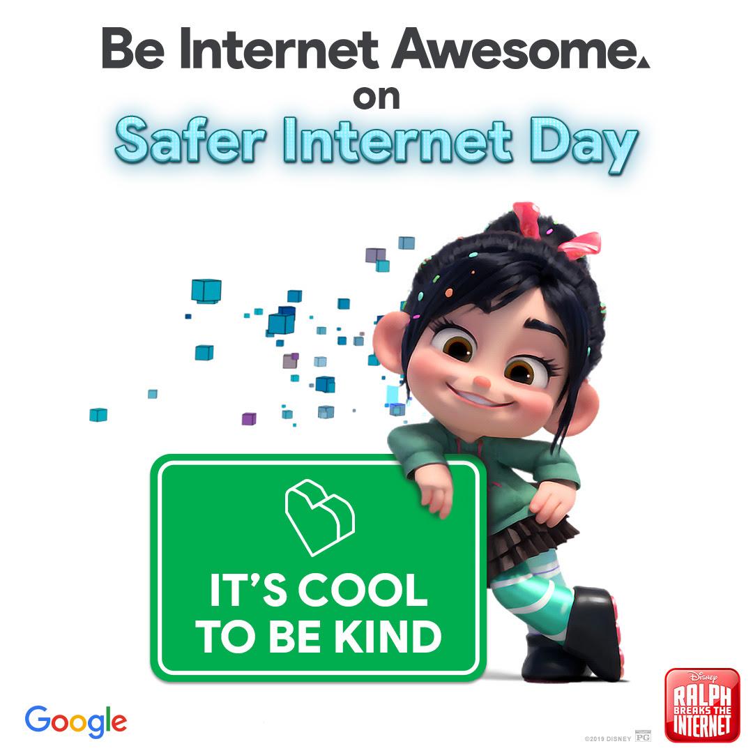 Ralph Breaks The Internet Safety Tips Mamarazziknowsbest Com
