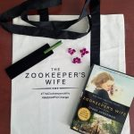The Zookeeper's Wife Book, Bag and Pen giveaway
