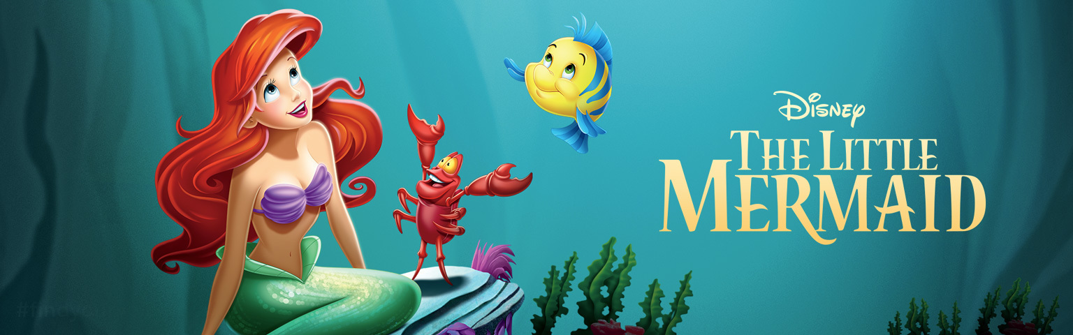 Giveaway: The Little Mermaid Can Be Part of Your World ...