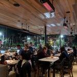 North Italia Restaurant Patio